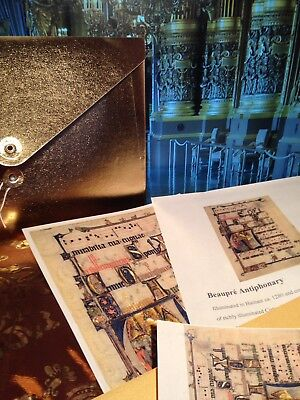 Beaupré Antiphonary- Illuminated Manuscript.  SPECIALGIFT COLLECTION