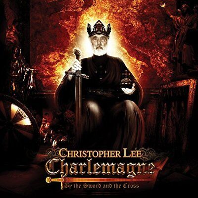 Lee,christopher-By The Sword & The Cross (Colv) (Gol)  (Us Import) Vinyl Lp New