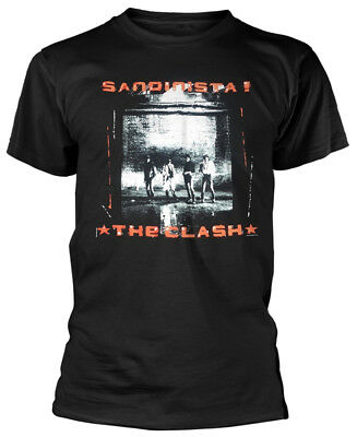 The Clash 'Sandinista' T-Shirt - NEW & OFFICIAL!