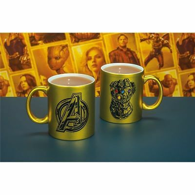 Taza Vengadores Infinity War Marvel - Producto Oficial