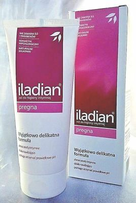 Iladian Extremely delicate gel intimate hygiene Pregnant women Hypoallergenic