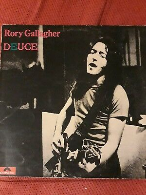 Rory gallagher DEUCE (1971) VG+..
