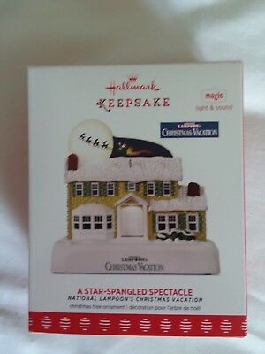 Hallmark 2017 National Lampoon's Christmas Vacation A STAR SPANGLED SPECTACLE