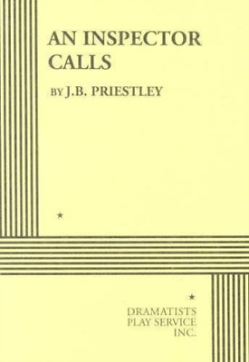 Priestley, J. B.-An Inspector Calls (US IMPORT) BOOK NEW