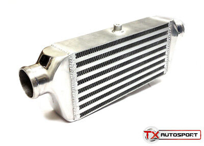 "Universal Intercooler FMIC 2,25"" Small Clio Smart Conversion Project Mini Punto"