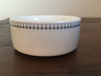 VINTAGE US AIRWAYS FIRST CLASS Small Nut Trinket Dish Ashtray ABCO Bowl