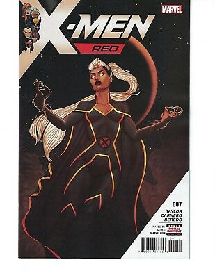 X-MEN RED # 7 (Marvel Comics, OCT 2018), NM NEW