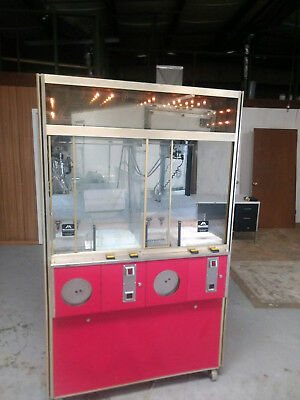 Coin Operated Big Choice Toy Claw Machine