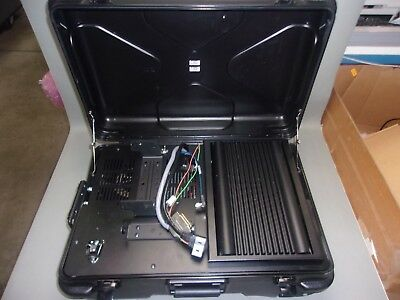 Motorola Futurecom L06-Mbx700 Dvrs Repeater P25 Suitcase 30 Day Warranty