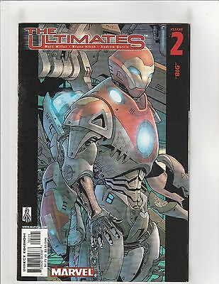 The Ultimates (2002) #2 VF+ 8.5 Marvel Comics Avengers