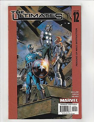 The Ultimates (2002) #12 VF 8.0 Marvel Comics Avengers
