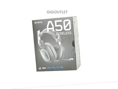 ASTRO Gaming A50 Wireless Dolby Gaming Headset - Black/Gray