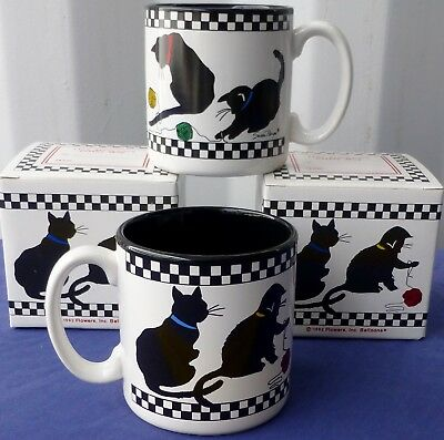 New & Vintage Cat Cow Puppies Horses Ducks Bears Ceramic Coffee Mugs  FREE SHIP!