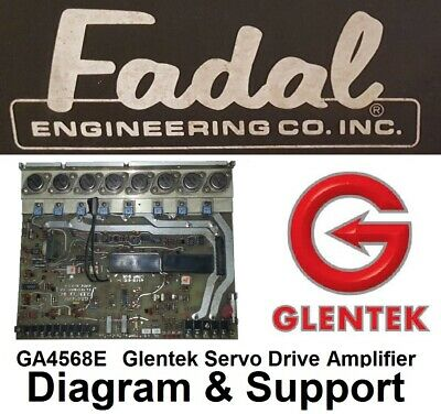 Fadal Spindle Drive Wiring Diagram on