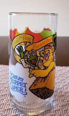 The great muppet caper glass