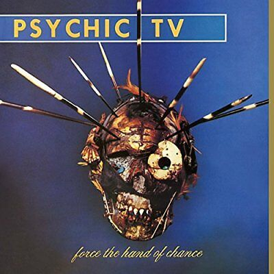 Psychic Tv-Force The Hand Of Chance (Us Import) Vinyl Lp New