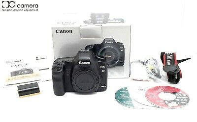 Canon EOS 5D Mark II 21.1MP DSLR Camera Body with Box No Charger #28028