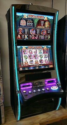 ACS Slot Machine with 3 games included:The Freak Show, Fish Party, and Inca Cash