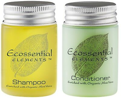 Ecossential Shampoo / Conditioner / Guest Amenities / Air B&b 30 Ml Pack 30