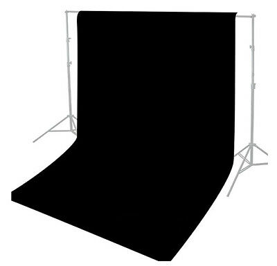 Craphy 3x3M Photo Studio Backdrop Silk Cotton Cloth Pure Collapsible Background