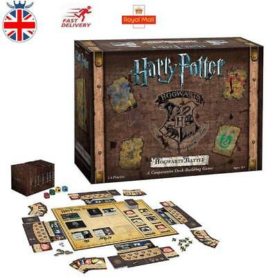 Harry Potter Hogwarts Battle: A Cooperative Deck-Building Card Game Board Gift