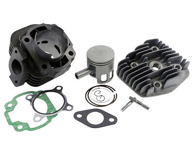 Kit cylindre 70cc 2EXTREME Sport 12mm pour KEEWAY RY6 50cc, RY8, Swan, Venus