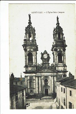 CPA - Carte postale -France   Luneville - Eglise Saint Jacques - S 2331