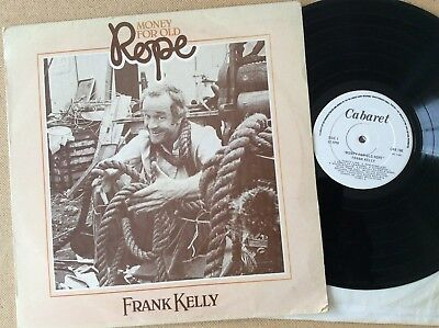 Frank Kelly, Money For Old Rope, 1981 Irish LP, Cabaret ‎– CAB 106, Father Ted