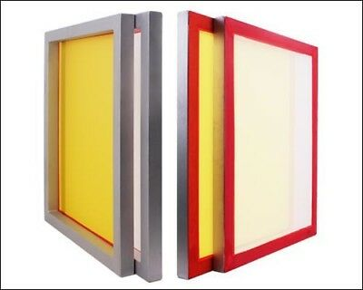 Aluminium Screen Printing Frame - silk screen, print, choose size and mesh