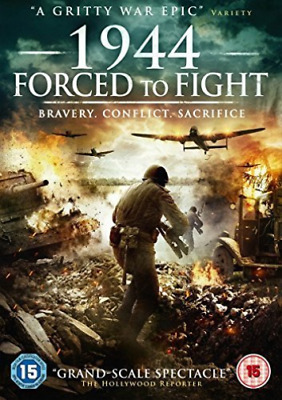 1944 Forced To Fight (UK IMPORT) DVD [REGION 2] NEW