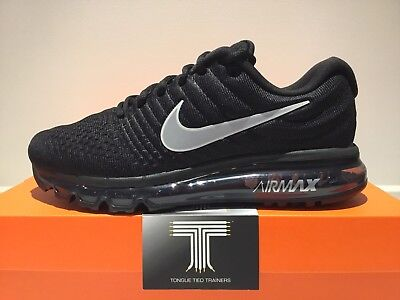 buy popular 05672 d3e0a Nike Air Max 2017 ~ 849559 001 ~ Uk Size 7