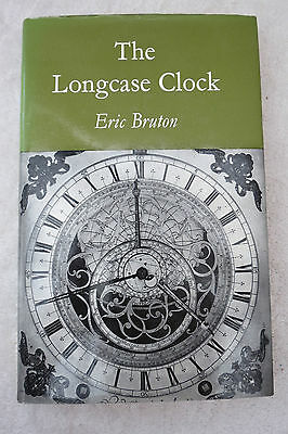 The Longcase Clock By Eric Bruton 1970
