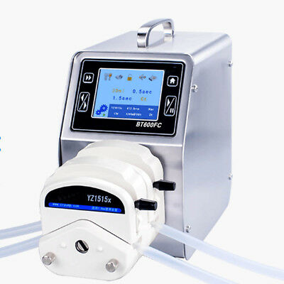 BT600FC Touch screen control High precision filling type peristaltic pump