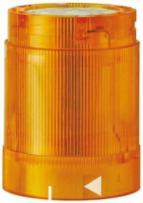 KombiSIGN 50 846 Beacon Unit, Yellow Incandescent, Steady Light Effect, 230 V ac