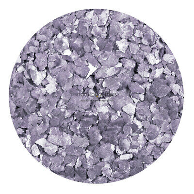 PURPLE RAIN Mica Flakes, ECO GLITTERS, ideal for craft - resin, paper etc.