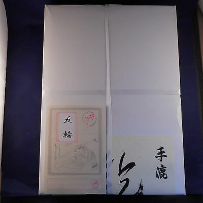 1000 sheets Japanese Chinese Calligraphy Rice Paper,High Grade, New