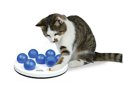 Trixie Solitaire Strategy Game for Cats - Interactive Treat Dispensing 4594