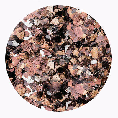 CHOCOLATE Mica Flakes, ECO GLITTERS, ideal for craft - resin, paper etc.
