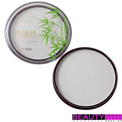 CCUK Bamboo Powder With Silk Transparent And Long Lasting 17g CC011