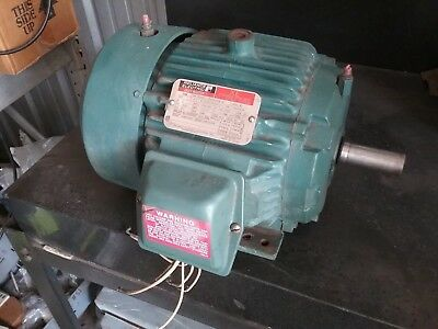 RELIANCE ELECTRIC XEX EEE-45 ABS Duty Master Motor HP:3 RPM