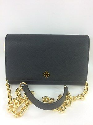 8bf400b870e NEW AUTHENTIC TORY Burch Emerson Combo Crossbody Shoulder Bag