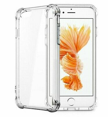 Ultra Clear Shockproof Hybrid Bumper Back Hard Case Cover for iPhone 6s iPhone 6
