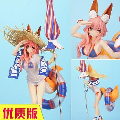 Anime Fate Extella Tamamo no Mae XX Fate Grand Order 1//8 Scale PVC Figure IN BOX