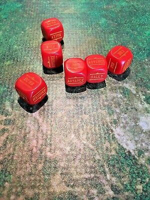 Warlord Games Bolt action Order Dice Single(1)