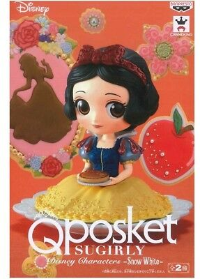 Q posket Snow White Figure SUGIRLY Disney Characters Normal version JAPAN NEW