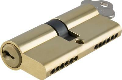 euro cylinder,6 pin,C4,70 mm long key/key operation,key barrel,9 finishes