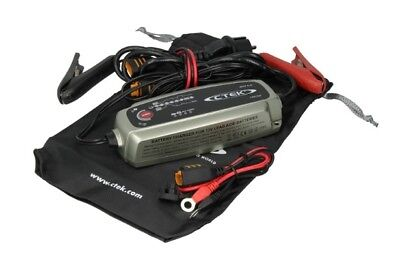 Original CTEK Battery Charger MXS 5.0,12V,5A,230V battery type:AGM;Ca/Ca;GEL;MF
