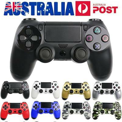AU Wireless Bluetooth Game Console Gamepad Remote Controller Joypad for PS4