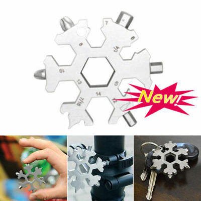 15 In 1 Stainless Incredible Tool Home Multi-tool Portable Tool For Outdoor