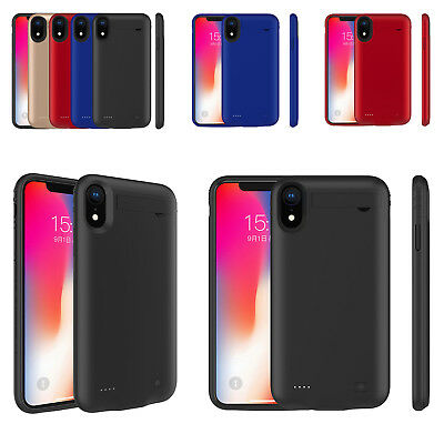 5200/4200mAh External Battery Power Bank Charger Case Pack For iPhone XR XS Max